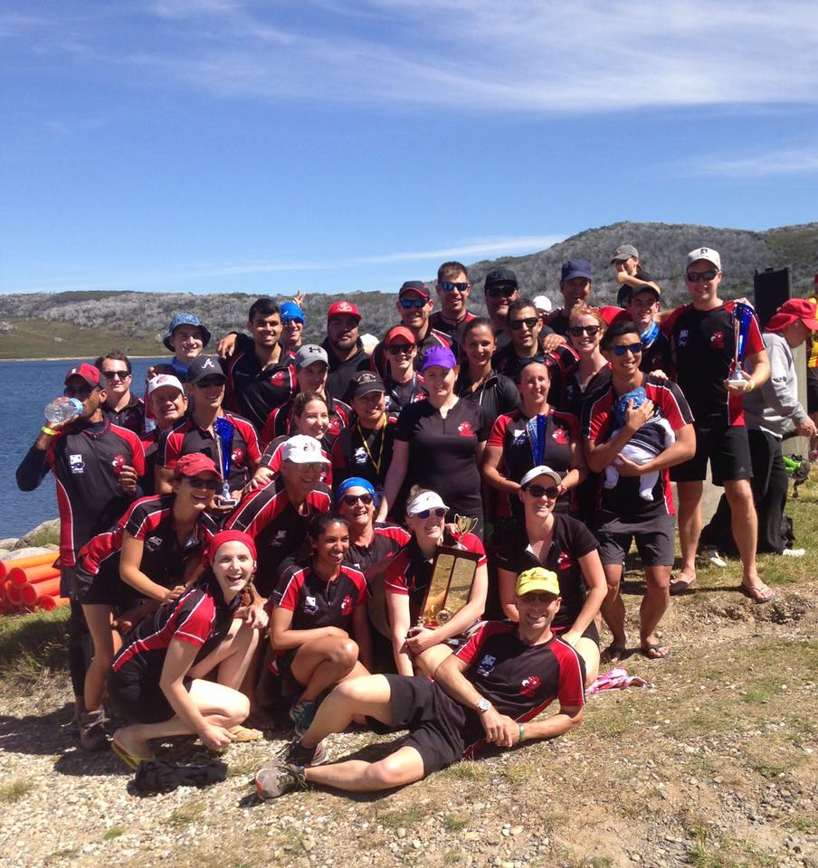 YRD at Falls Creek's Mile High Regatta