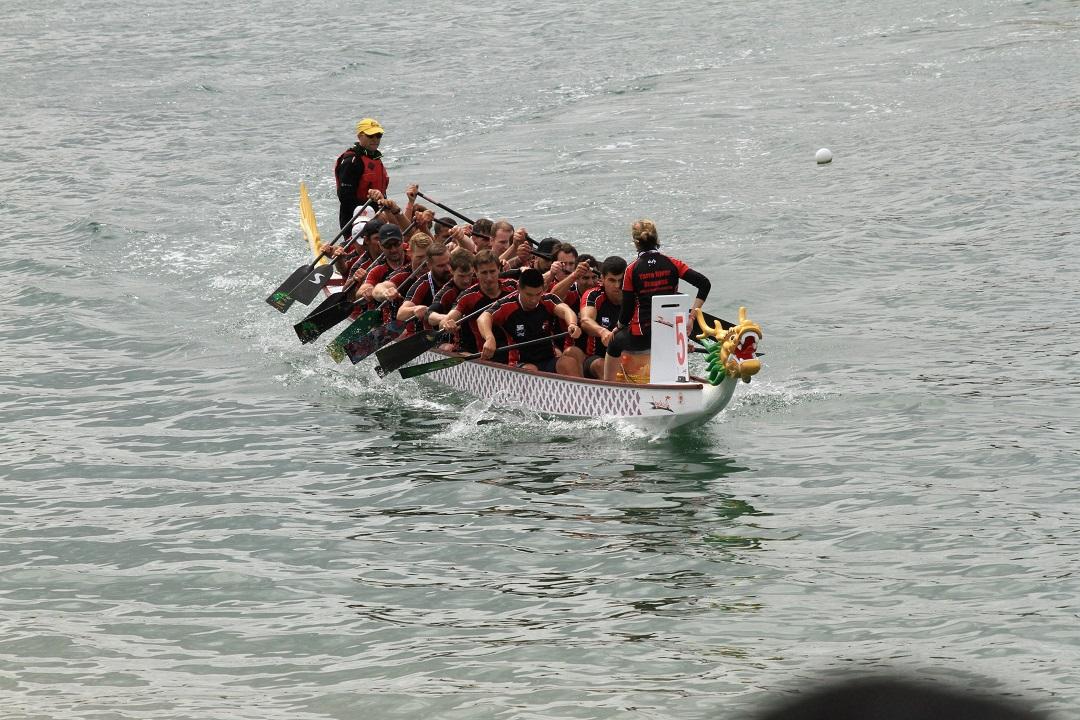 YRD Open Boat